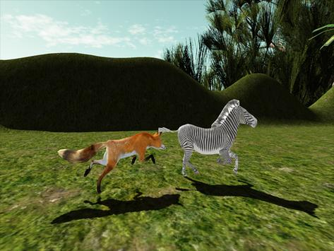 Red Fox Simulator 3D screenshot 7