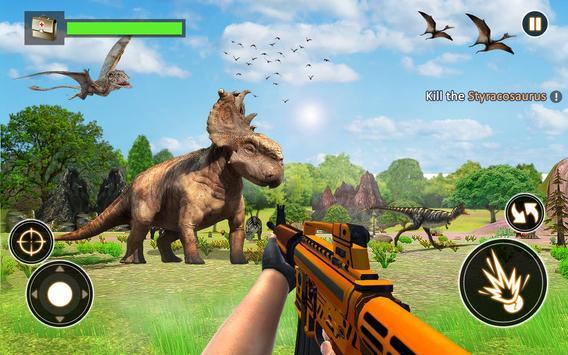 Dinosaur Hunt Survival Game 2018 screenshot 3