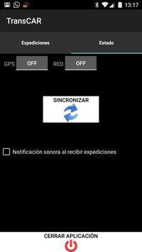 TRANSCAR screenshot 2