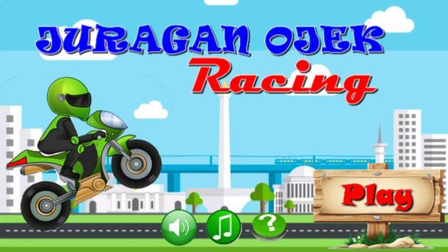 Juragan Ojek Racing poster