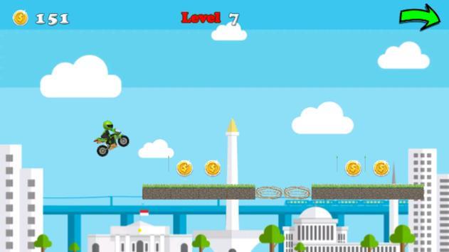 Juragan Ojek Racing apk screenshot