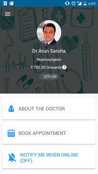 Dr Arun Saroha poster