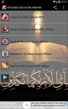 Al-Sudais Al-Quran MP3 Offline screenshot 4