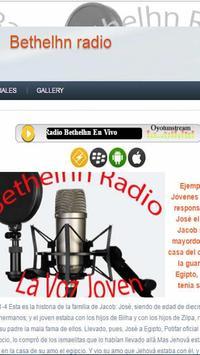 Radio Bethel Hn poster