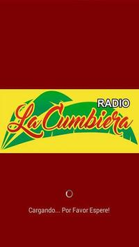 Radio La Cumbiera Peru poster