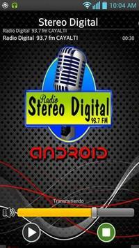 Radio Stereo Digital poster
