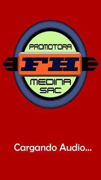 Fh Medina poster