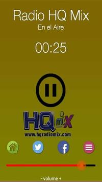Radio HQ Mix apk screenshot