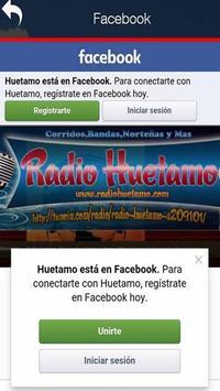 Radio Huetamo apk screenshot