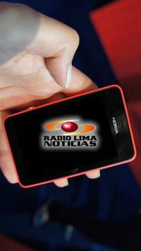 Radio Lima Noticias Peru screenshot 1