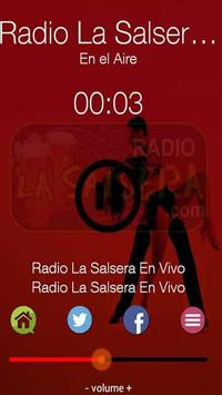 Radio La Salsera Peru screenshot 1