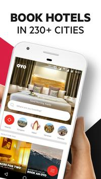 OYO : Branded Hotels | Find Deals & Book Rooms APK-screenhot