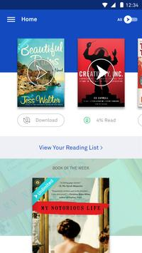 Oyster – The Best Way to Read apk screenshot