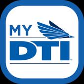 My DTI icon