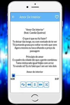 Luan Santana-Music and Lyrics apk screenshot
