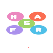 5 Harf icon