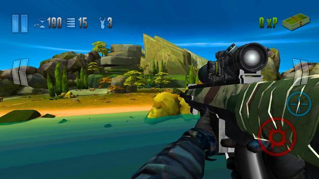 Dinosaur Hunter Sniper screenshot 7