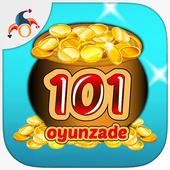 101 Okey Oyunzade icon