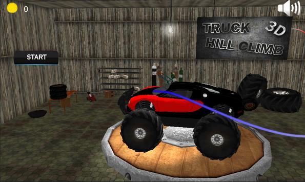 Hill Craft Racing-Climbing poster