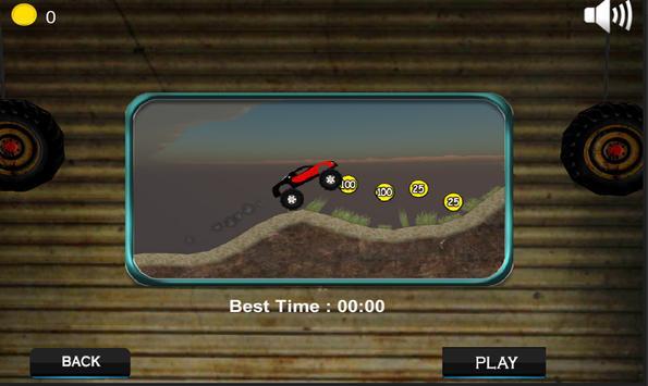 Hill Craft Racing-Climbing apk screenshot