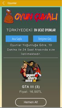 Oyun Çuvalı screenshot 2