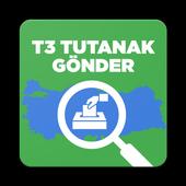 T3 Tutanak Gönder icon