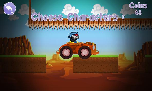 Robot RACE apk screenshot