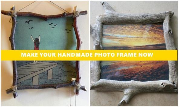 DIY Photo Frame poster