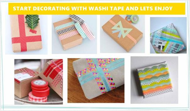 DIY Washi Tape screenshot 11