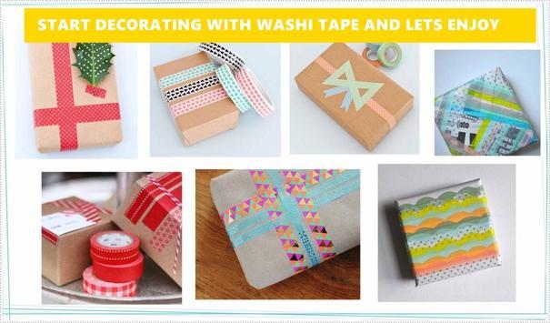 DIY Washi Tape screenshot 3