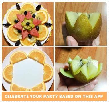 Art of Food Decoration screenshot 2