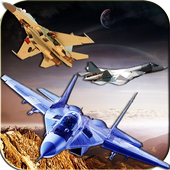 US Air Combat Dogfight icon