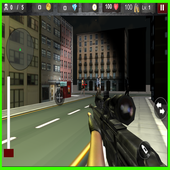 king shooter zombie icon