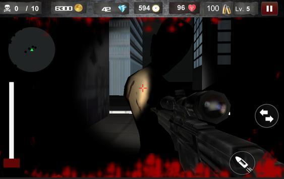 king shooter zombie screenshot 4