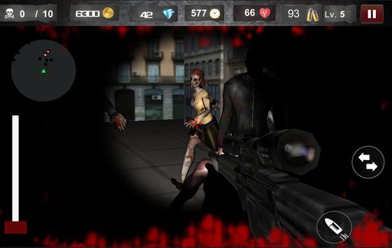 king shooter zombie screenshot 5
