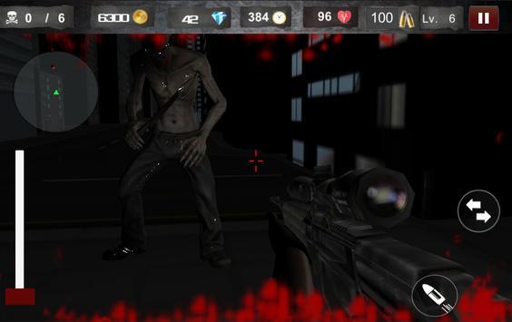 king shooter zombie screenshot 6