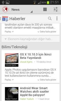 Haber Özet screenshot 4