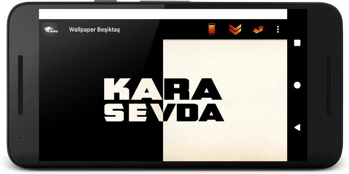 Beşiktaş HD Duvar Kağıtları apk screenshot