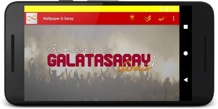 Galatasaray HD Duvar Kağıtları apk screenshot