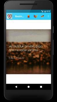 Resimli Aşk Sözleri poster
