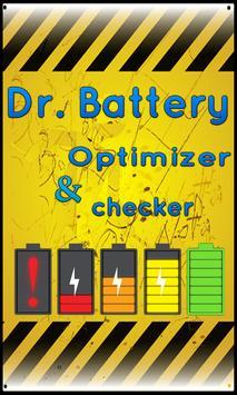 Dr Battery Optimizer & checker screenshot 1