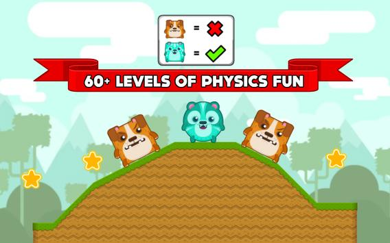 Teleporting Kittens - Swap Fun apk screenshot