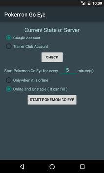 Eye of Pokemon Go poster
