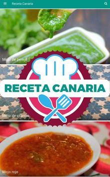 Receta Canaria poster