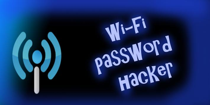 Wi Fi Password Hacker Prank poster