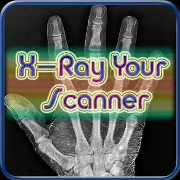 Fun X-Ray Scanner apk screenshot