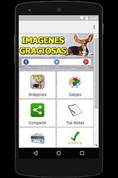 Imagenes Graciosas Gratis poster