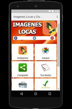 Imagenes Locas y Divertidas poster