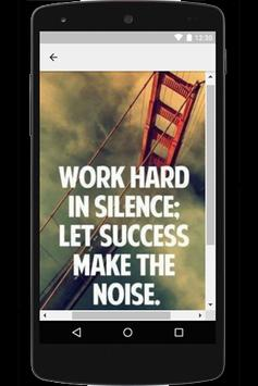 Motivational Images for Success Quotes App Free apk screenshot