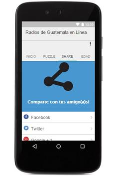 Radios de Guatemala screenshot 4